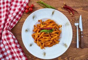 Espaguetis - Comida - Felix Espoz