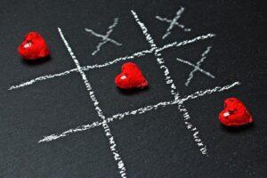juegos del amor